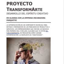 Mi Proyecto del curso: Planificación y gestión de un estudio creativo. Um projeto de Consultoria criativa de Roxana Brizuela - 28.07.2017