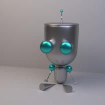 My project in Introducción al Diseño y Modelado 3D con Blender course. A 3D project by Gabriella Gonzalez - 08.01.2017