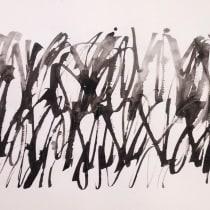 Mi experiencia con tiralíneas. Un projet de Calligraphie de Dolores Maiz Casas - 05.10.2017