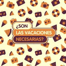 ¡Las vacaciones son muy necesarias!. Un proyecto de Motion Graphics, Animación y Animación de personajes de maría robles afuera - 11.08.2017