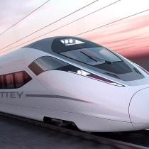 Nombrando un tren de alta de velocidad en España para Virgin. A Naming project by Alex Zorita - 11.28.2017