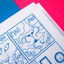 Mi Proyecto del curso: Creación de cómics con Clip Studio Paint EX - PUERTA. Un proyecto de Diseño, Ilustración, Dirección de arte, Diseño editorial, Bellas Artes, Diseño gráfico y Cómic de Claudia Silva - 05.12.2017