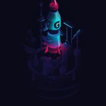 GATORADE ROCKET. Un proyecto de Ilustración de alvaroferrero32 - 17.12.2017