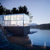 Mi Proyecto del curso: Representación de espacios arquitectónicos con 3D Studio Max. A 3D, and Architecture project by Cinthya Jimenez Burgos - 01.25.2018