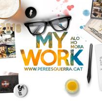 Mi portafolio responsibe. Un proyecto de Diseño, Fotografía, Br, ing e Identidad, Diseño gráfico, Packaging, Tipografía, Diseño Web y Desarrollo Web de Pere Esquerrà - 15.02.2018