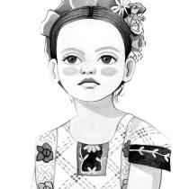 Mi Proyecto del curso: Introducción a la ilustración con tinta china. Um projeto de Ilustração e Pintura de Aledí - 21.03.2018