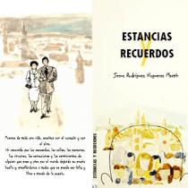 Estancias y recuerdos: libro de poemas. Um projeto de Design editorial de Blanca Rodriguez Nogueras Candau - 27.03.2018