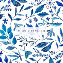 Mi Portafolio. Un proyecto de Ilustración, Diseño Web y Desarrollo Web de Tània García Jiménez - 14.07.2016