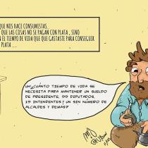 Proyecto final: Rayando para pensar.. Un proyecto de Escritura, Cómic, Dibujo y Humor gráfico de Luis Suarez - 10.02.2016