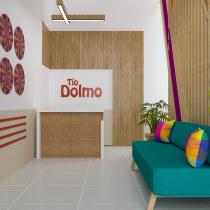 Mi Proyecto del curso de interiores. (Ahora masquespacio es influencia). Un proyecto de Diseño de interiores de Renato Bendaña - 16.07.2018
