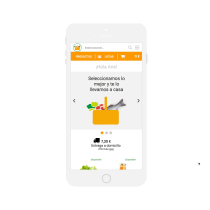 """Axure 8: Mi Proyecto del curso """"UX: prototipado y diseño de una app de comercio electrónico con Axure 8"""". Un projet de UI / UX de Leire San Martín - 30.08.2018"""