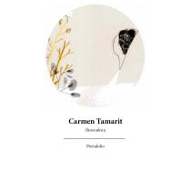 Portafolio: CarmenTamaritIllustration. Un projet de Illustration de Carmen Tamarit - 09.09.2018