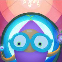 Ciencia ficción / Microhistorias animadas. Um projeto de Cinema, Vídeo e TV, Animação, Animação de personagens, Animação 2D e Concept Art de Eva Sandoval - 25.09.2018