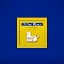 Gallina Blanca | Proyecto ficticio. Un proyecto de Br e ing e Identidad de Cinthya Álvarez - 01.10.2018