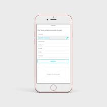 Mi Proyecto del curso: UX: prototipado y diseño de una app de comercio electrónico con Axure 8. Un proyecto de UI / UX de Patricia Silván Veiga - 02.10.2018