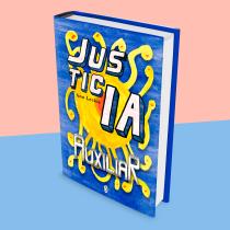 """Justicia auxiliar"" de Ann Leckie. A Illustration, Editorial Design, and Graphic Design project by Juan José López García - 08.15.2018"