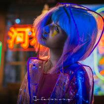 Misska. A Photograph, Fashion photograph, and Portrait photograph project by jotaluxphoto - 12.10.2018