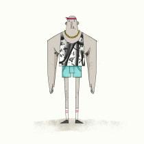 João Turvo Meu projeto do curso: Animación 2D con Photoshop: dibujo, cámara y ¡acción!. Um projeto de Ilustração e Animação 2D de João Turvo - 26.12.2018