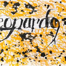 Mi Proyecto del curso: Caligrafía con tiralíneas. Un projet de Calligraphie de angel_aku - 30.12.2018