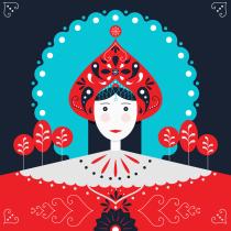 Mi Proyecto del curso: Ilustración vectorial con estilo. A Illustration, Vector Illustration, and Digital illustration project by Claudia Valencia - 02.19.2019