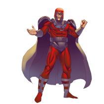 Mi Proyecto del curso: Ilustración para cómics: anatomía de un superhéroe. Um projeto de Desenho de grimals91 - 22.02.2019