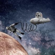 Mi Proyecto del curso: Collage animado con Adobe After Effects. Um projeto de Colagem de Andre Bittencourt - 22.02.2019
