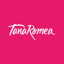 TanaRomea. Um projeto de Br, ing e Identidade, Tipografia e Caligrafia de Tatiana Romero - 11.02.2019