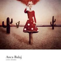 Mi Proyecto del curso: Claves para crear un portafolio de ilustración profesional. A Illustration, and Digital illustration project by Anca Balaj - 03.01.2019