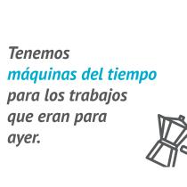Mi Proyecto del curso: Copywriting: define el tono de tu marca personal. A Cop, writing, and Poster Design project by Carlos González Simón - 03.06.2019
