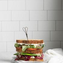 Sandwich . Um projeto de Culinária de Maria Teresa Borràs Serra - 31.03.2019