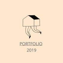 """Portfolio 2019 - Curso: Claves para crear un portafolio de ilustración profesional.. A Illustration, Editorial Design, Drawing, and Poster Design project by """"lanómada"""" - 04.10.2019"""