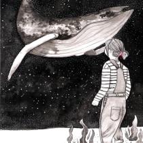 Mi Proyecto del curso: Introducción a la ilustración con tinta china. Um projeto de Ilustração de Julia Soler Fernández - 21.04.2019
