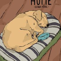 HOME. Um projeto de Ilustração, Artes plásticas e Comic de Esther Peral - 28.04.2019