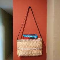 Mi Proyecto del curso: Técnicas de cestería contemporánea aplicada a la moda. Un proyecto de Arquitectura interior de vivigil - 27.05.2019
