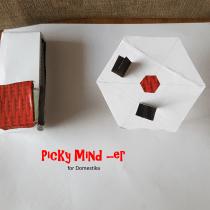 """Mi Proyecto del curso: Colección """"Picky Mind-er"""" para sala de reuniones y capacitación de Domestika. A Design project by Maria Cecilia Haramburu - 06.11.2019"""