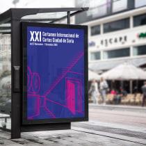 Mi Proyecto del curso: Diseñar para comunicar. Un proyecto de Diseño, Cine, Diseño de carteles e Ilustración digital de daviher079 - 14.06.2019