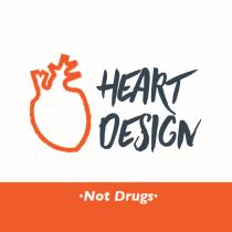 """Heart Design: Colección """"Not Drugs"""". Un proyecto de Diseño de José Luis - 19.06.2019"""