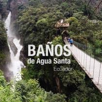 Artes: Revista de Baños. Un projet de Design  de María Lorena Villacrés - 19.06.2019