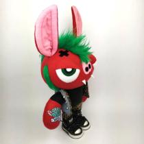 Mi Proyecto del curso: Textile Toys: diseño y creación de personajes en tela. Bitterbichos. A H, werk, Spielzeugdesign und Nähen project by Adrián Álvarez Sánchez - 06.07.2019