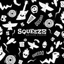 Squeezo. A Illustration, Br, ing, Identit, and Logo Design project by Alexander Garcia - 07.09.2019