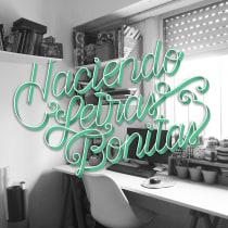 Mi Proyecto del curso: Introducción al lettering para Instagram. Un proyecto de Lettering de Solange Blumin - 22.07.2019