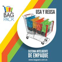 Plan de Medios Bag Pack. Um projeto de Marketing digital de nando_escobar - 26.07.2019