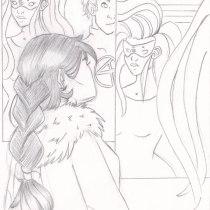 Mi Proyecto del curso: El cómic de superhéroes: narrativa y realización gráfica. A Illustration project by María Trigueros Pérez - 08.17.2019