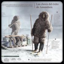 La carrera por la conquista del Polo Sur. A Infographics project by José Miguel Mayo Hernández - 08.26.2019