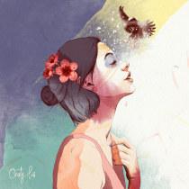 Mi Proyecto del curso: PAZ. Un proyecto de Ilustración, Diseño de personajes e Ilustración digital de Cristina Bañón Pérez - 26.08.2019