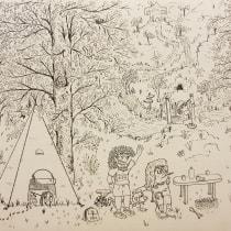 Mi Proyecto del curso: De principiante a superdibujante. A Illustration, Pencil drawing, and Drawing project by Imanol Pacheco Izeta - 09.17.2019