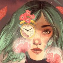 Mi Proyecto del curso: Técnicas de ilustración con acuarela digital. Un proyecto de Bellas Artes, Dibujo, Ilustración digital y Dibujo de Retrato de Laura Núñez - 29.10.2019