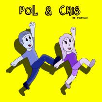 Pol & Cris - Mi Proyecto del curso: Introducción a la narrativa secuencial para cómics. Un projet de Illustration, B, e dessinée et Illustration numérique de Erwin Poehlmann - 07.11.2019