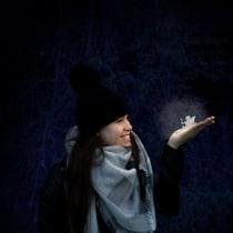 Mi Proyecto del curso: La luz fantasma: técnica de iluminación y tratamiento del color. Um projeto de Fotografia artística de Aida Mayenco Perez - 11.11.2019