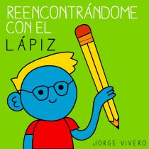 Reencontrándome con el lápiz. Un projet de Illustration numérique de Jorge Vivero - 08.12.2019